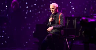 Charles Aznavour en concert à Nantes le 3/02/2018